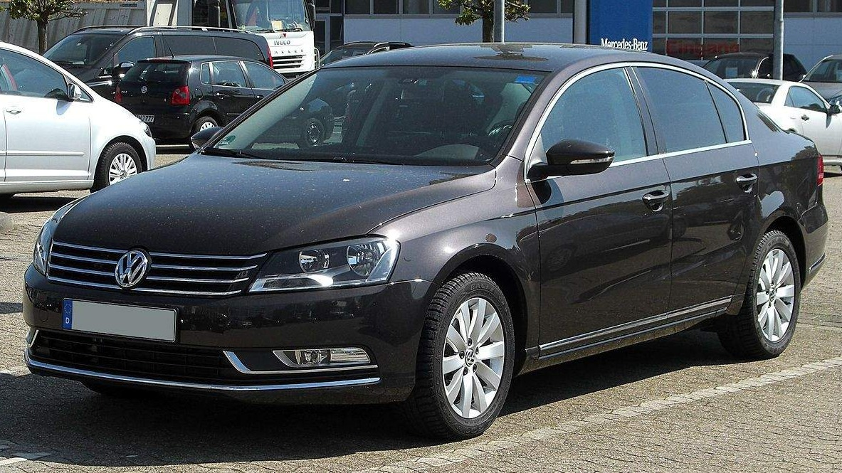 VW Passat Sedan TDI